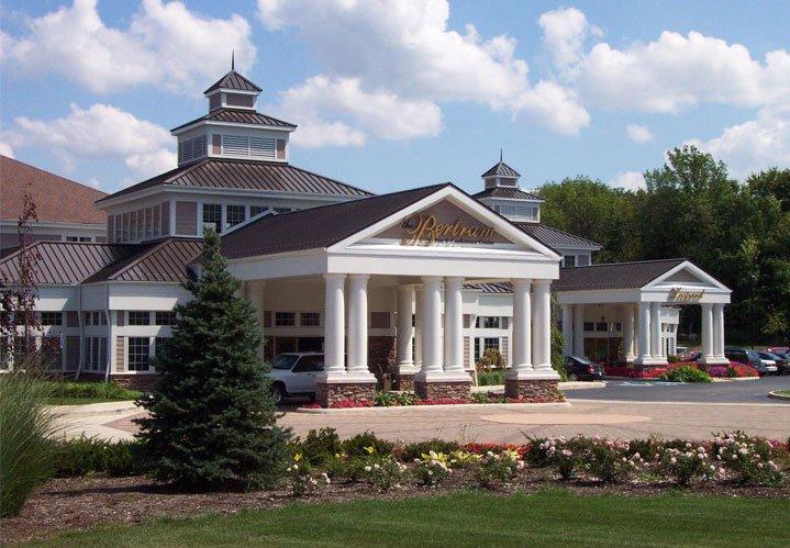 The Bertram Inn in Aurora, Ohio
