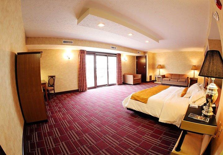 Hospitality Suites at The Bertram Inn in Aurora, Ohio